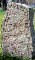 The runestone really said 'Broken Skull Tribe'