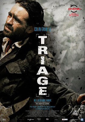 Filme Poster Triage DVDRip RMVB Legendado