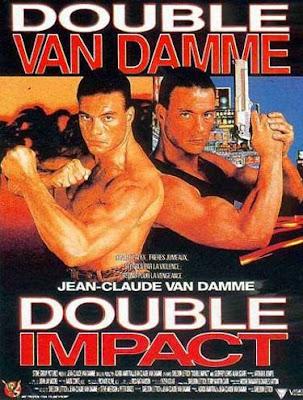DUPLO IMPACTO   (Van Damme)   Dublado – Filme Completo