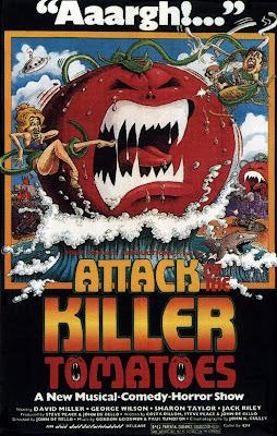 Baixar O Ataque dos Tomates Assassinos Download Grátis