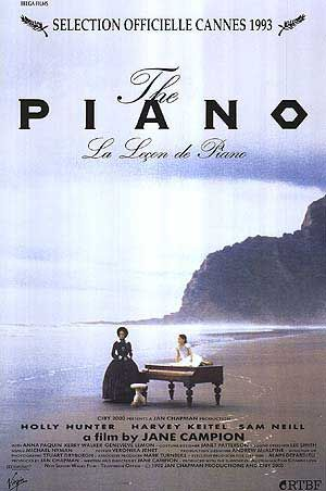 O Piano – Legendado