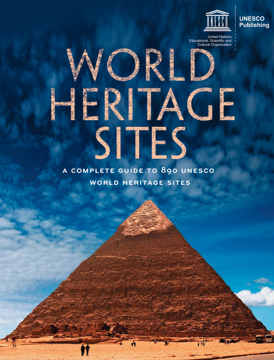Globetrotter Mark The UNESCO World Heritage Sites Book Was A Great Find