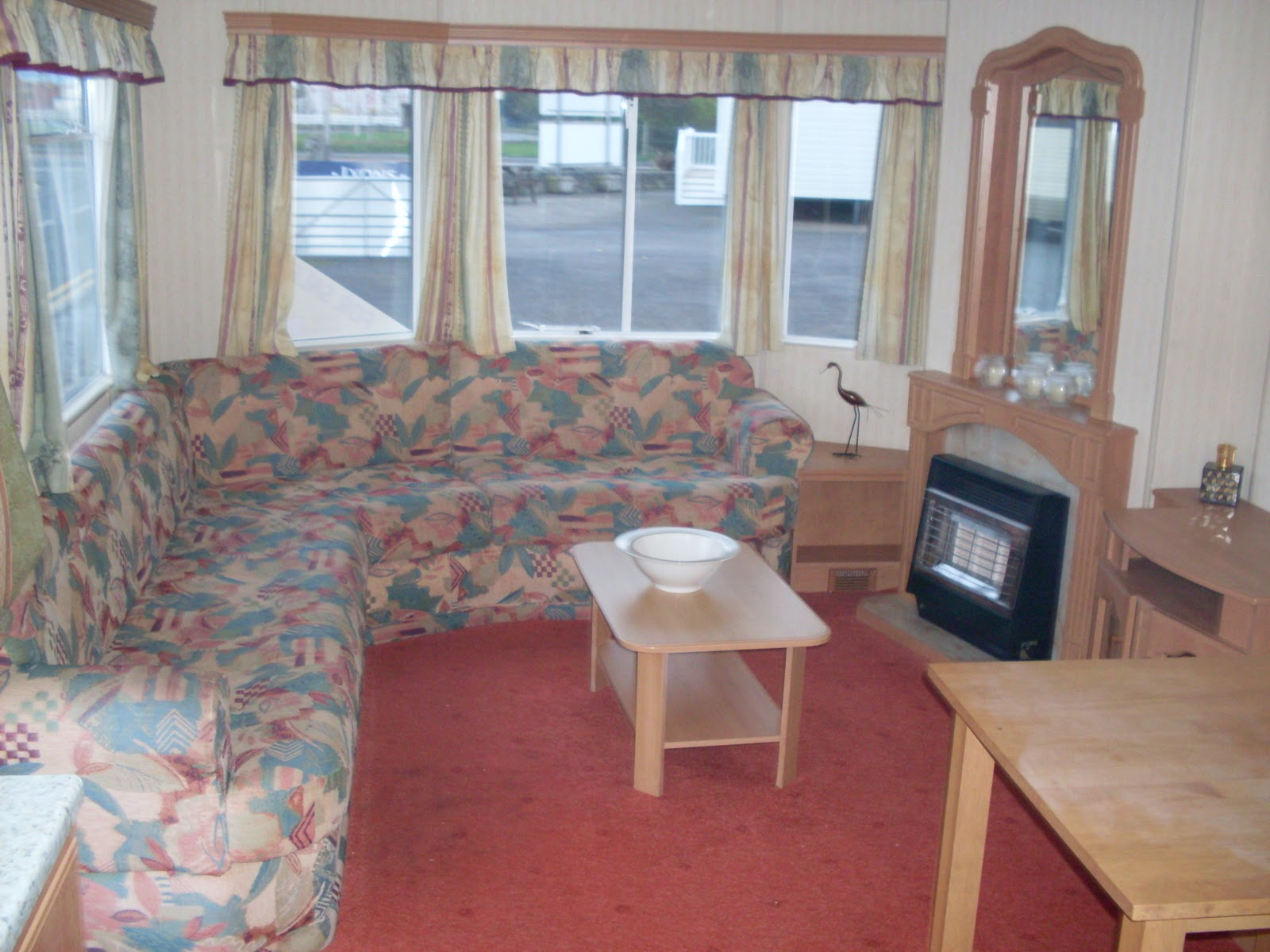Simple UK Private Static Caravan Holiday Hire At Palins Kinmel Bay Towyn