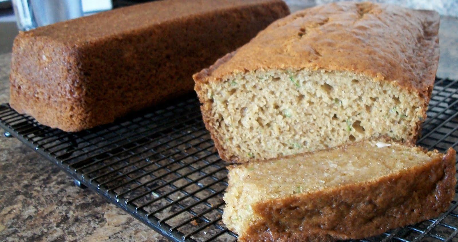 The Farm Girl Recipes: Zucchini Orange Bread