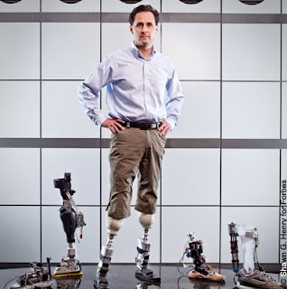 Hugh Herr Protesis MIT
