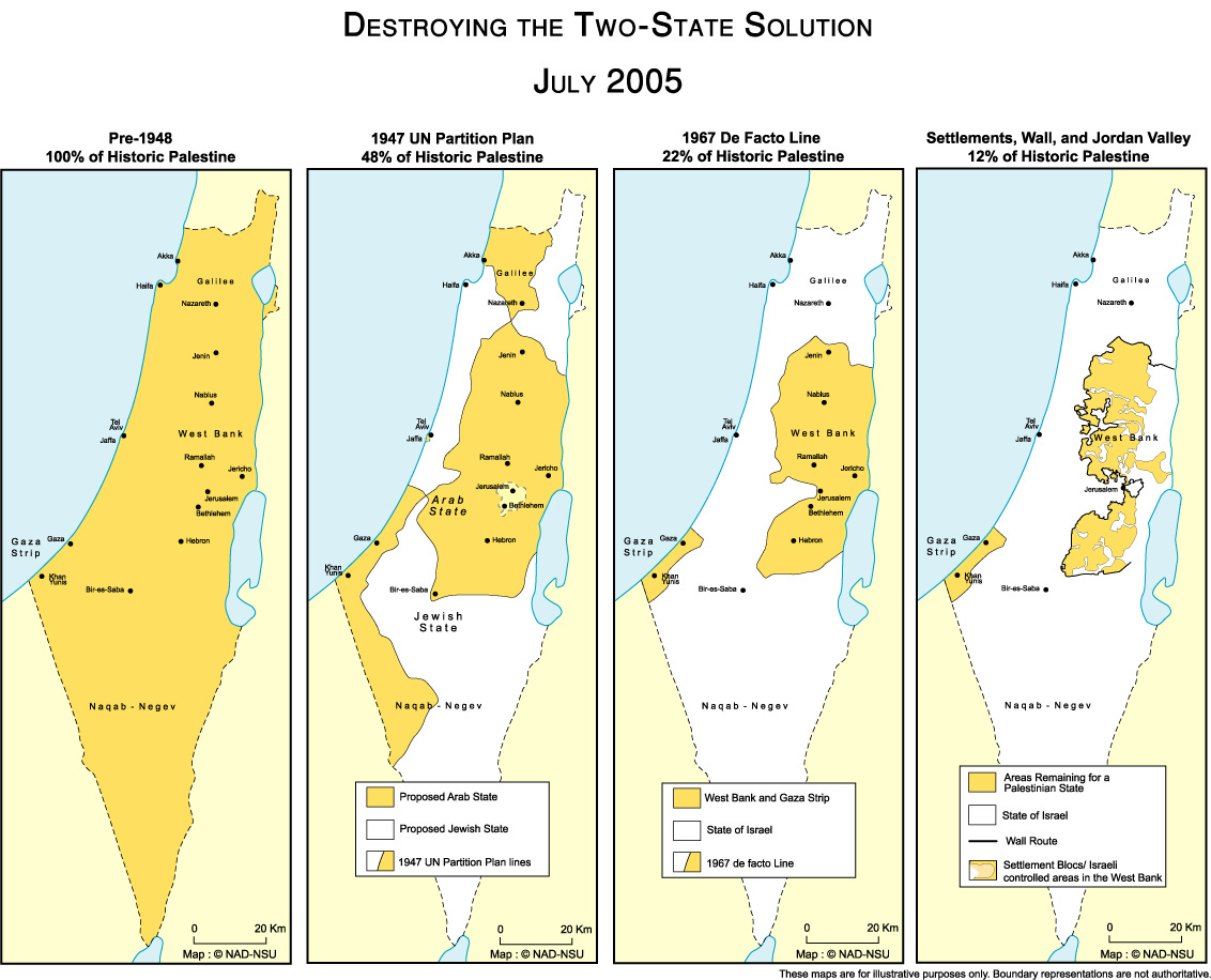 Israel Palestine Peace Process – There ...