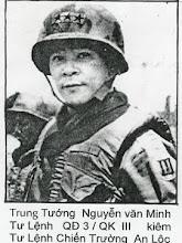 Trung tướng Nguyễn Văn Minh