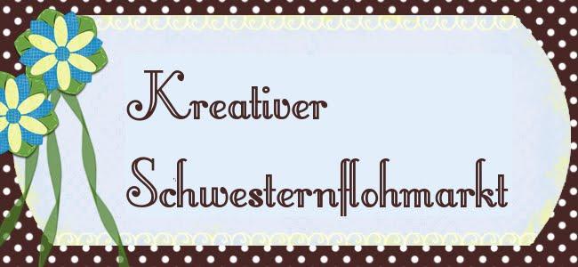Kreativer Schwesternflohmarkt
