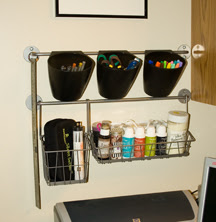 Artistic designs ikea wall system for Craft wall storage system