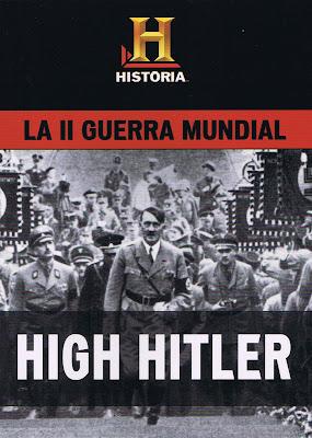 Hitler na haju / High Hitler (2004) PL.TVRip.XviD / Lektor PL