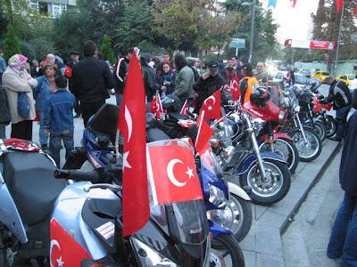 29 Ekim 2006 Cumhuriyet Korteji