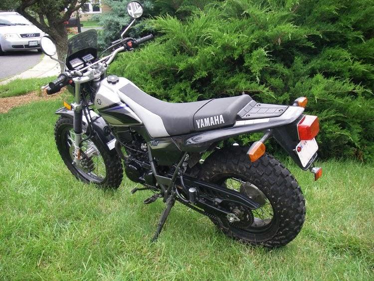 Extreme machines yamaha tw 200 for Yamaha tw 250