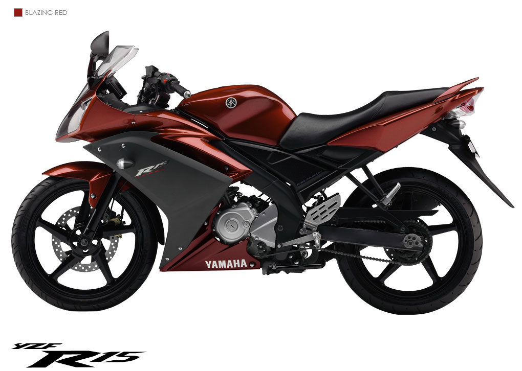 Extreme Machines.: Yamaha YZF R15 150 Review.