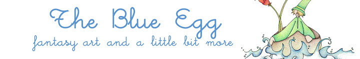 the Blue Egg