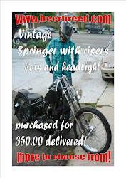 We sell used vintage springers
