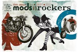 Mods-Versus-Rockers in San Diego