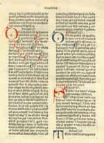 Tommaso d'Aquino Incunabolo 1476