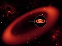 Cincin Besar dekat Saturnus