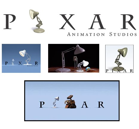 pixar lamp. pixar lamp and ball.