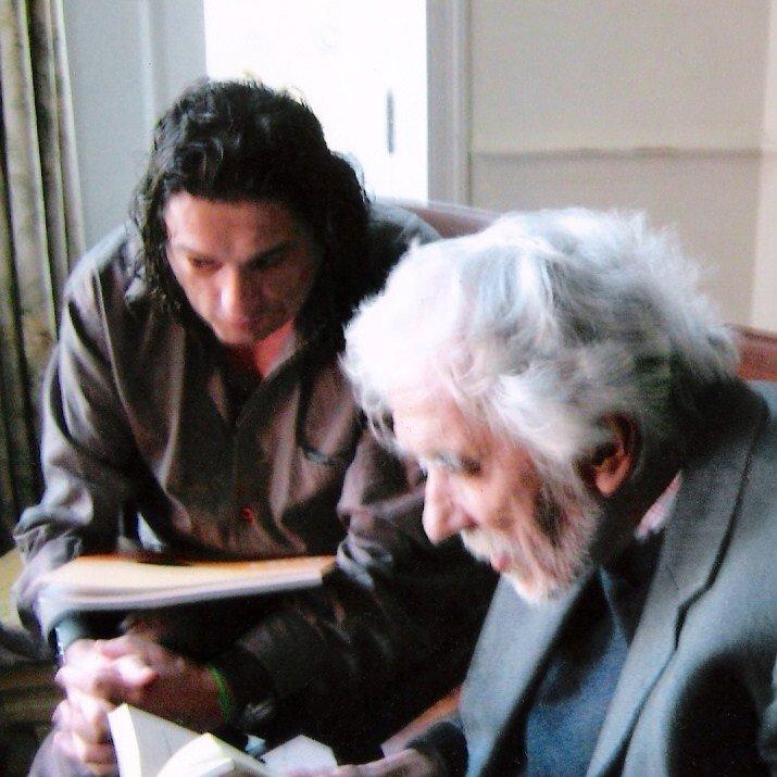 No dia - o mais inolvidável da minha vida - em que conheci O Poeta