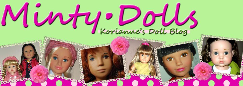 Minty Dolls