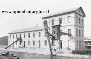 Stabilimento saline a Cagliari