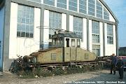 vecchia motrice tramviaria