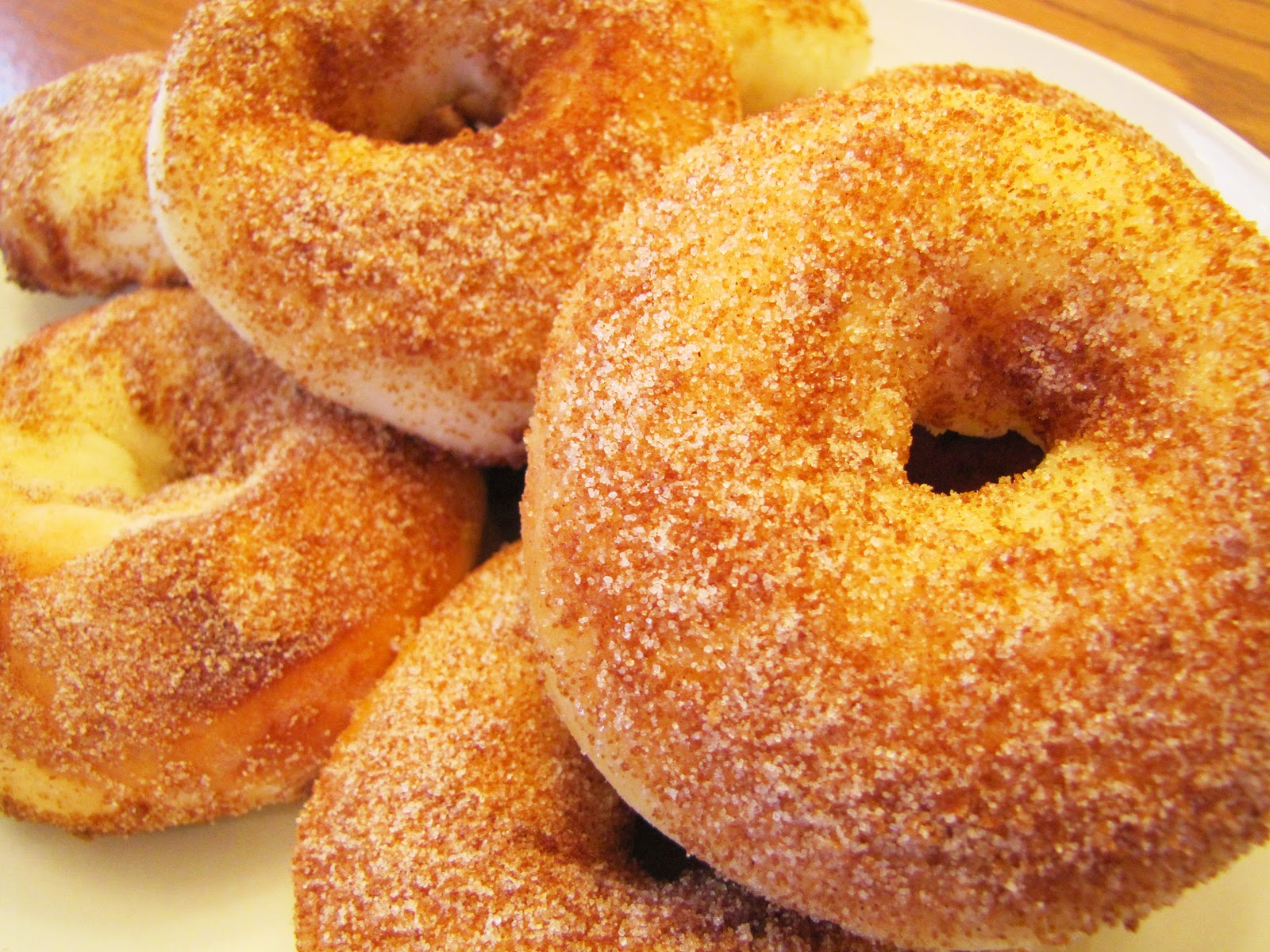 Cake Donut Recipe Without Yeast