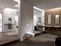 Contoh Desain Kamar Mandi on Desain Rumah  Contoh Desain Kamar Mandi 1  Modern Dan Luas
