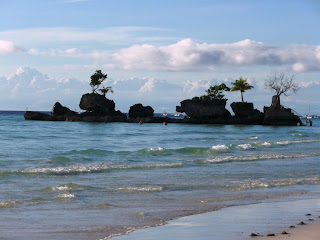 The Rocks of Boracay, Philippines