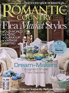 My whimsical victorian chic cottage romantic country magazine for Country cottage magazine