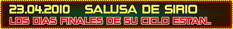LOS DIAS FINALES DE SU CICLO..