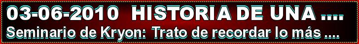 SEMINARIO DE KRYON