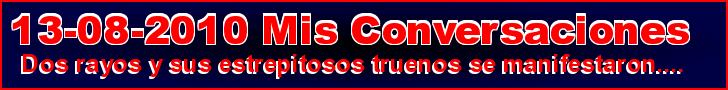 RAYOS Y TRUENOS ....