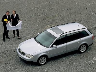 1998 Audi A6 Avant. Audi A6 Avant