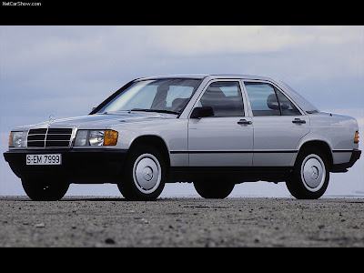 Mercedes-Benz 190E Mercedes-Benz W201 The Mercedes-Benz W201 was introduced