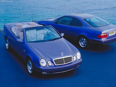 1999 Mercedes-Benz CLK320 Cabriolet