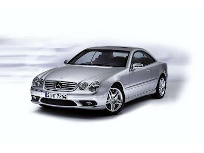 2000 Mercedes Benz Cl55 Amg F1 Safety Car. Mercedes-Benz CL55 AMG