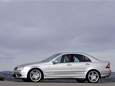 RANK CARLSSON CAR PICTURES: 2000 Carlsson Mercedes-Benz C-Class images