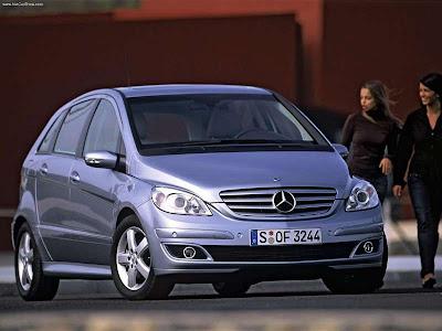 Mercedes Benz B200 Cdi. 2006 Mercedes-Benz B200 CDI