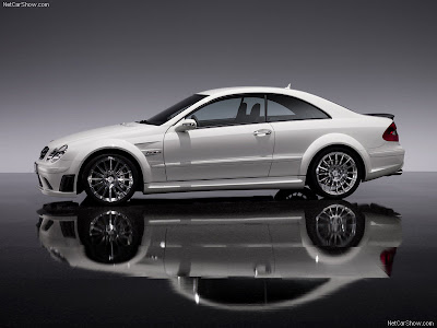 Mercedes-Benz clk63 AMG Black