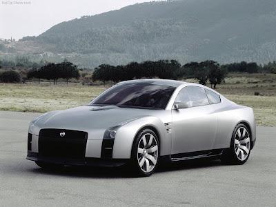 2002 Nissan Yanya Concept. 2001 Nissan GT-R Concept