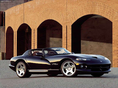 Sweet Long Hair 2001 Dodge Powerbox Concept