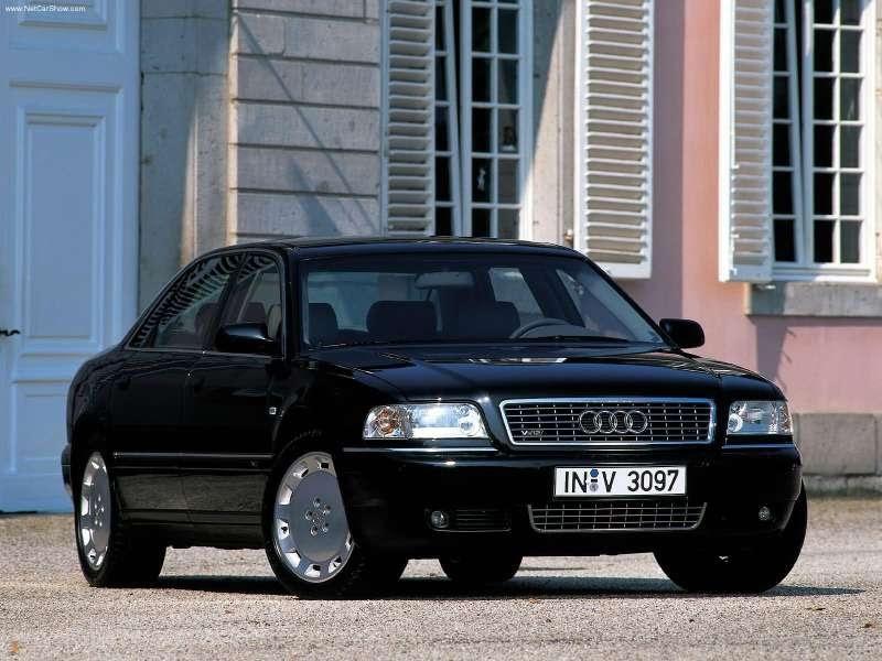 2000 Audi A8 L 60 Quattro Audi Cars