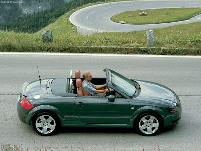Fourtitudecom Does The Earlier Years Of Audi TT Roadster Come - Audi tt roadster car cover
