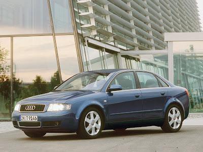 audi a4 wallpaper. 2002 Audi A4