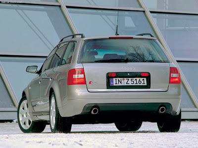 2003 Audi S6 Avant. Audi S6 Avant