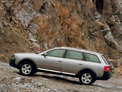 2002 Audi Allroad Quattro 4.2. 2002 Audi allroad quattro