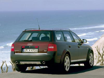 2002 Audi Allroad. 2002 Audi allroad quattro 4.2