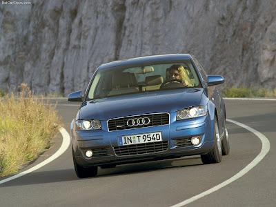 1998 Audi A3 3 Door. 2003 Audi A3 3.2 V6 3-door